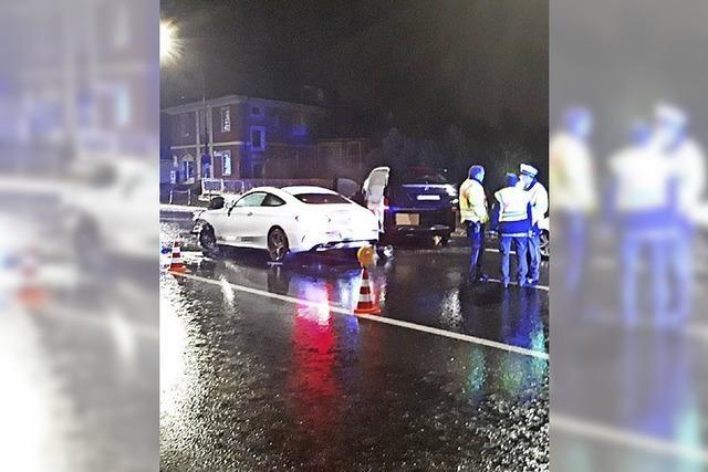 Mercedes schickt Notruf direkt nach Unfall raus