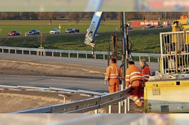 Eine Brücke gegen Unfälle