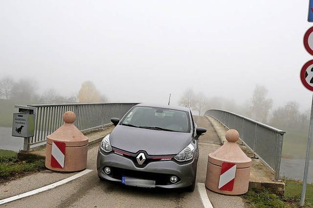Griesheim soll schon bald eine neue Brücke bekommen