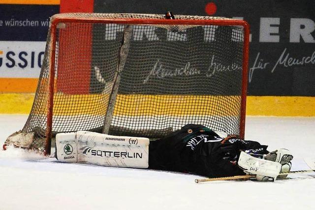 EHC Freiburg verliert daheim gegen Kaufbeuren mit 3:5