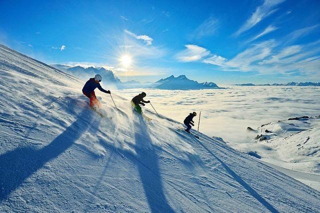 Winter-Urlaubspaket in Meiringen zu gewinnen