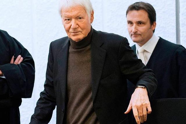 Bewährungsstrafe für Anton Schlecker, Haft für seine Kinder