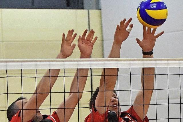 Krimi am Volleyballnetz