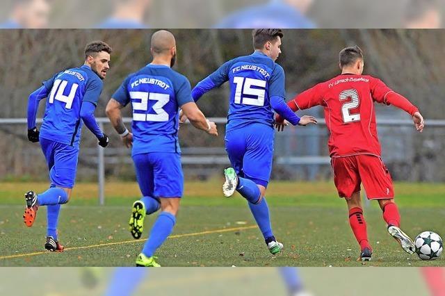 FC Neustadt so gut wie abgestiegen?