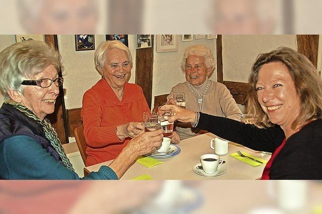 Senioren verabschieden sich von Bürgermeisterin