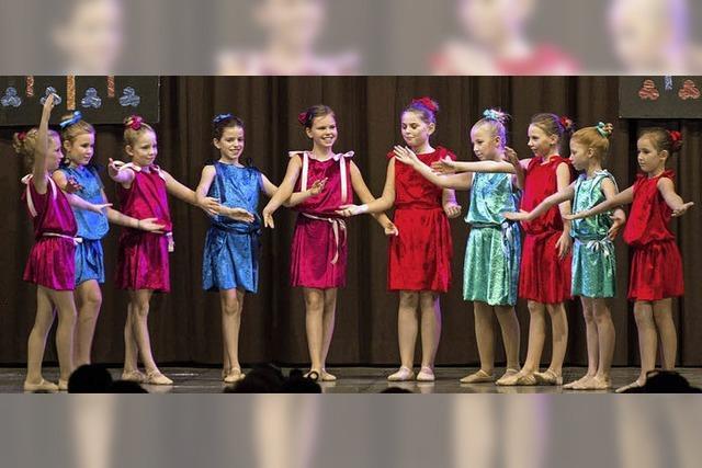 Tanztheater vom Feinsten