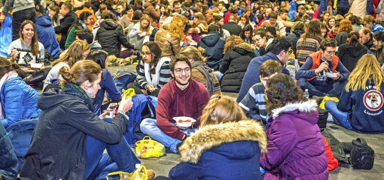 Das Treffen will jungen Menschen Mut m...en lassen, dass sie nicht allein sind.  | Foto: Wiesia Klemens/Daniel Gramespacher