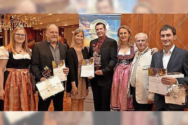 Weinmanufaktur stellt den besten Spätburgunder