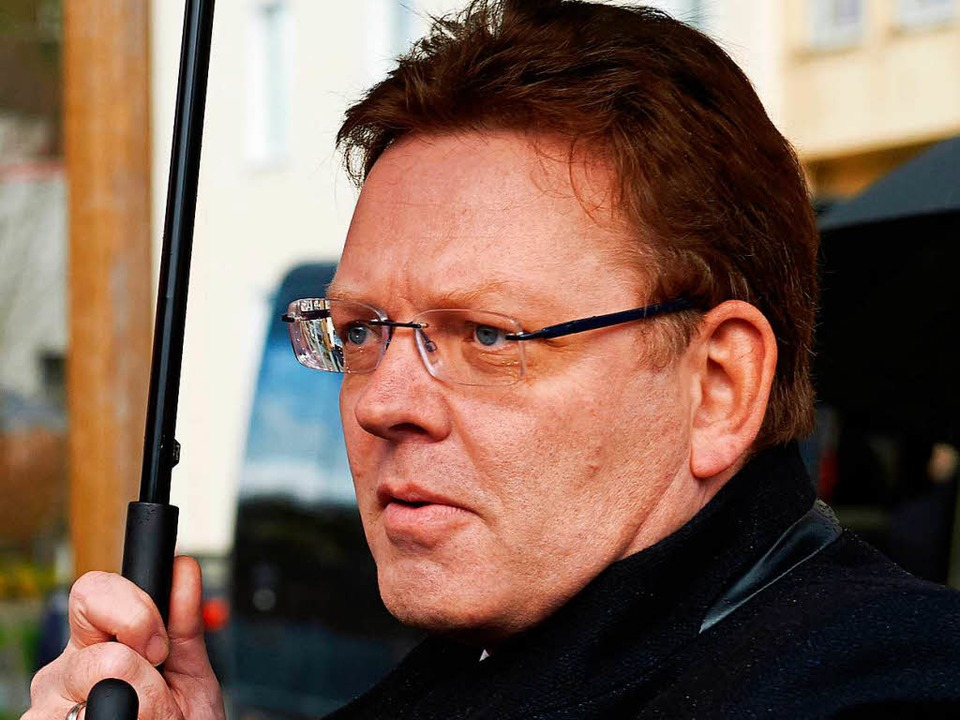 Bürgermeister von Altena bei Messerangriff schwer verletzt