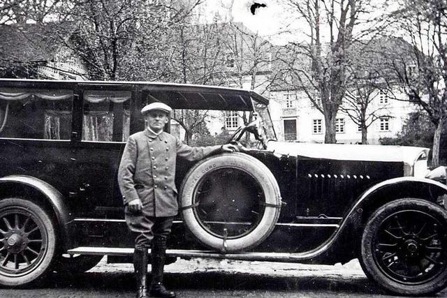 90 Jahre öffentlicher Nahverkehr – Rast Reisen kennen sich aus