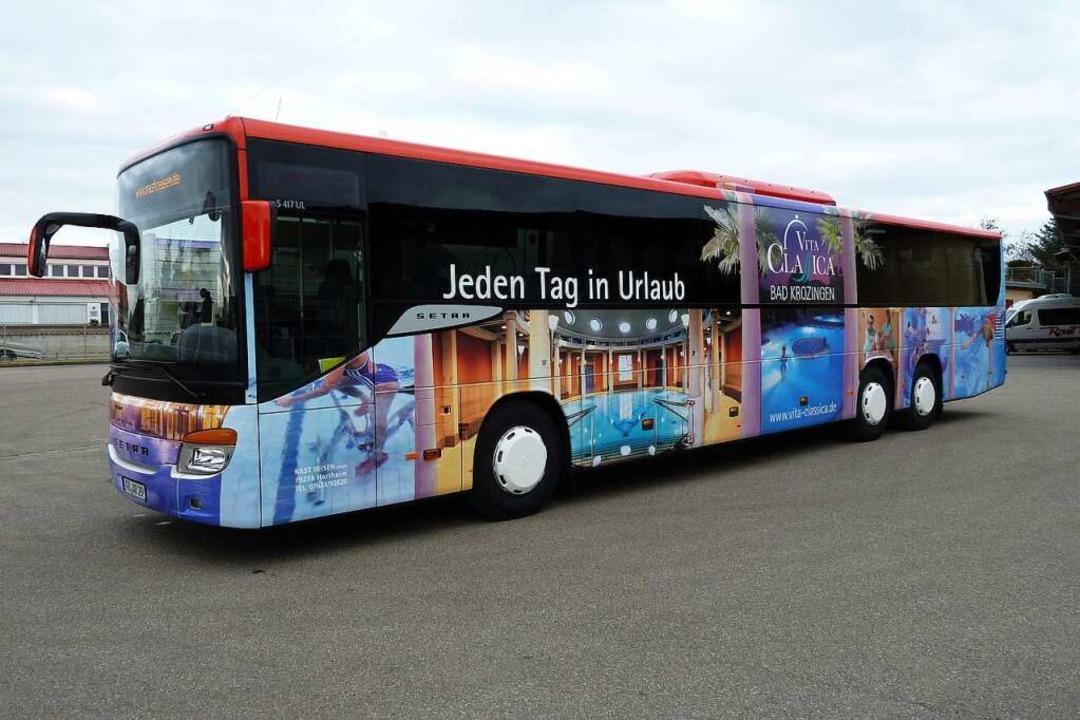 Heute sind die Linienbusse des Unternehmens natürlich deutlich komfortabler.  | Foto: Rast Reisen