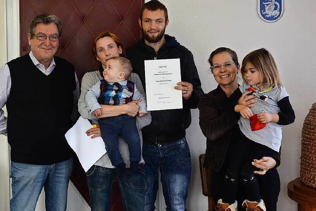Steinmeier übernimmt Ehrenpatenschaft in Karsau
