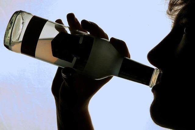 Alkohol, Streitigkeiten, sexuelle Belästigung
