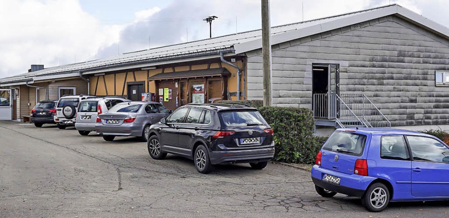 Die Dorfhalle in Brenden wird nach ein...Jahr 2020 der Vergangenheit angehören.  | Foto: Wilfried Dieckmann
