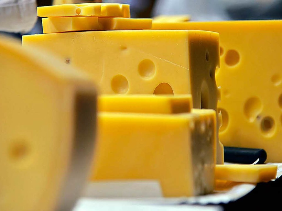 Schließt Käse den Magen?  | Foto: Harald Tittel
