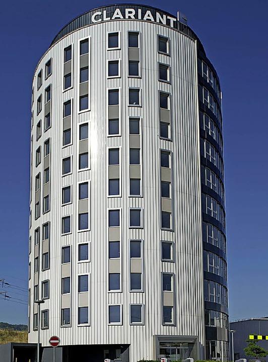 Das Corporate Center von Clariant in Pratteln   | Foto: DPA