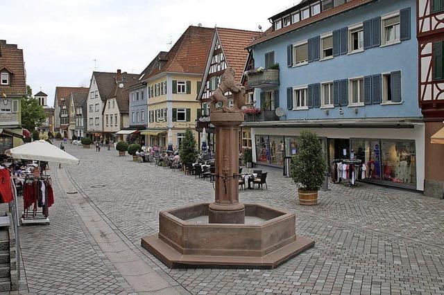Die City von Oberkirch hat jetzt ein neues Gesicht