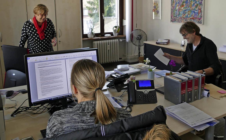 Mehr Aufgaben lassen die Personalkosten der Stadt weiter steigen.     Foto: Ingrid Böhm-Jacob