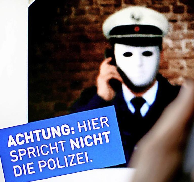 Die Polizei warnt vor betrügerischen Anrufen.     Foto: dpa