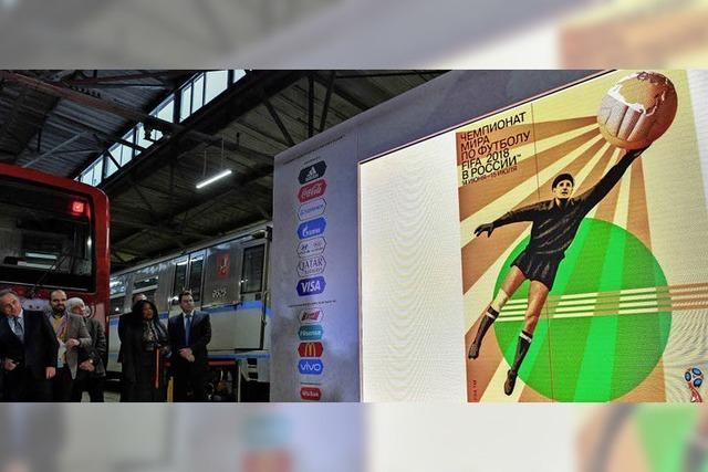 Offizielles WM-Poster vorgestellt