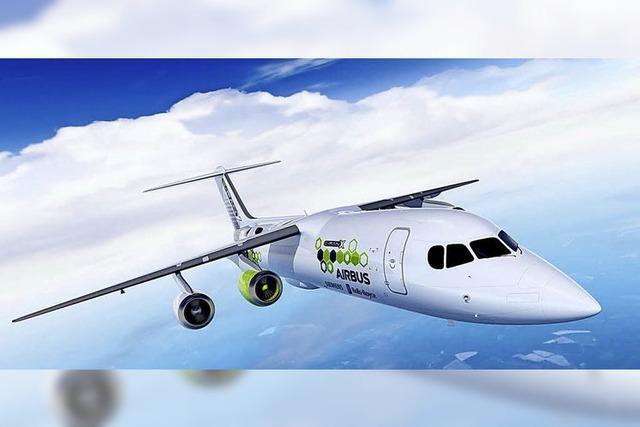 2020 soll erstmals ein Hybrid-Flugzeug abheben
