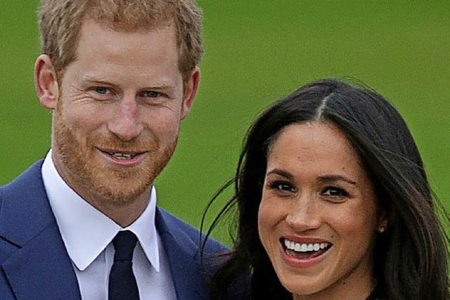 Meghan Markle wird bald Britin