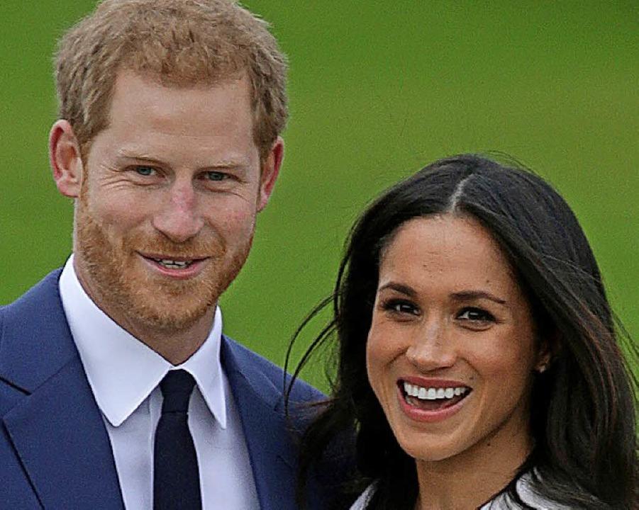 Harry und Meghan Markle   | Foto: AFP