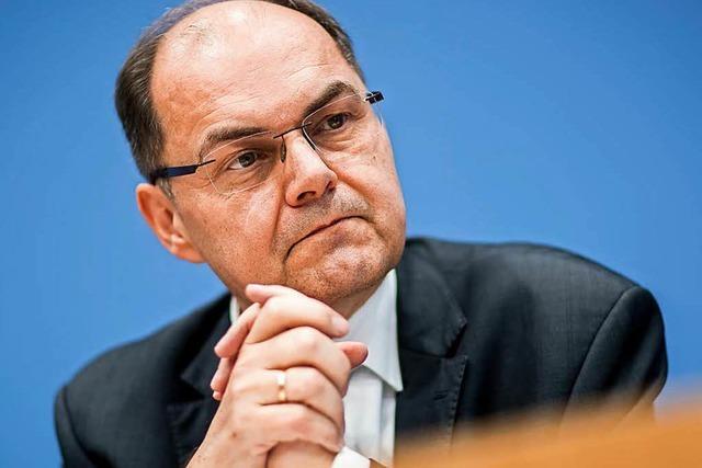 Merkel rügt Solo von Landwirtschaftsminister Schmidt