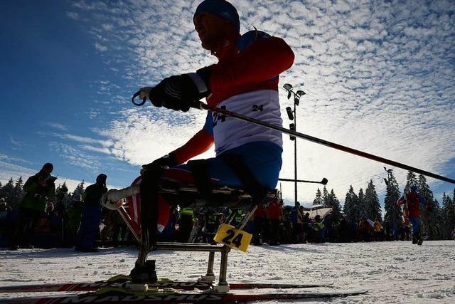 Oberried ist Heimat für Athleten mit Handicap