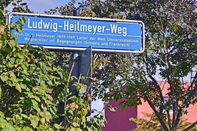 Beschlossene Sache: Drei Straßen in Freiburg heißen künftig anders
