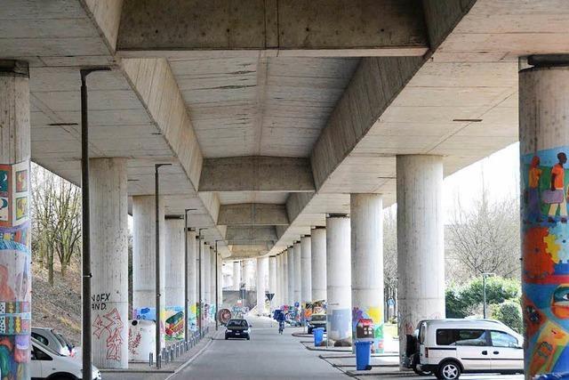 Autobahnbrücke wird für 71 Millionen Franken saniert