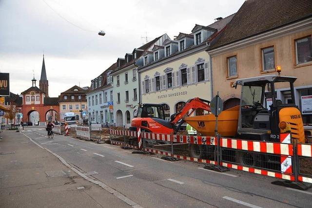 Haushalt der Stadt Emmendingen erneut auf Rekordniveau