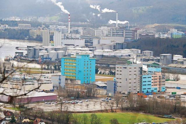 Gemeinde und BASF streben Einigung an