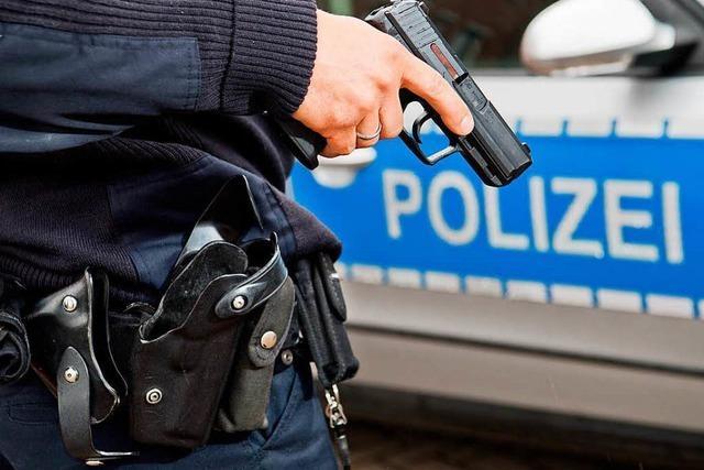 Wann dürfen Polizisten Warnschüsse abgeben?