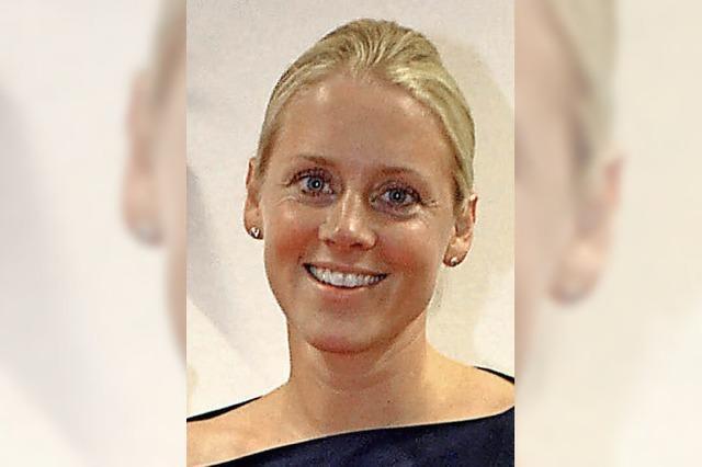 Bettina Deutscher neue Rektorin