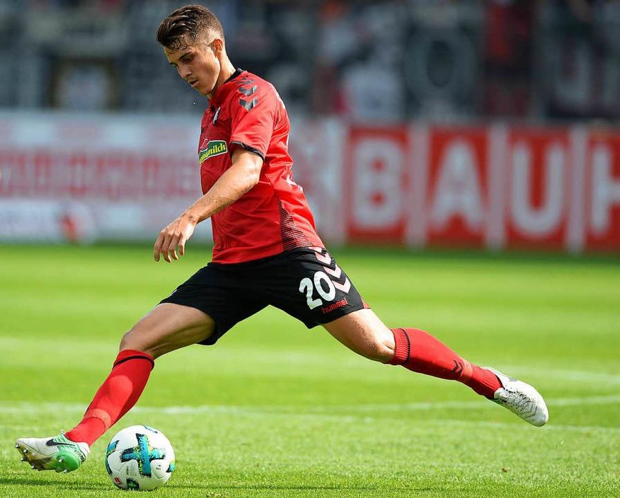 Marc-Oliver Kempf schaffte in Freiburg...er Verletzungen. Fällt nun wieder aus.    Foto: dpa