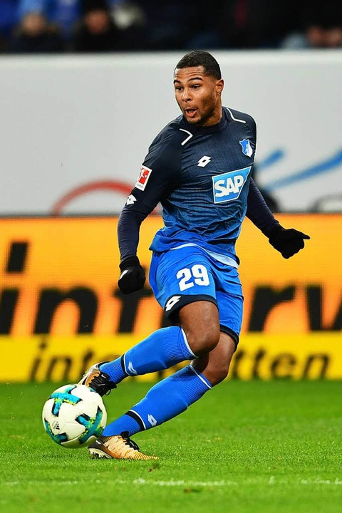 Auch bei Serge Gnabry läuft in Hoffenheim vieles nicht wie erhofft.    Foto: dpa