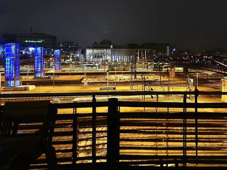 Der Vorfall ereignete sich am Hauptbahnhof.  | Foto: Ingo Schneider