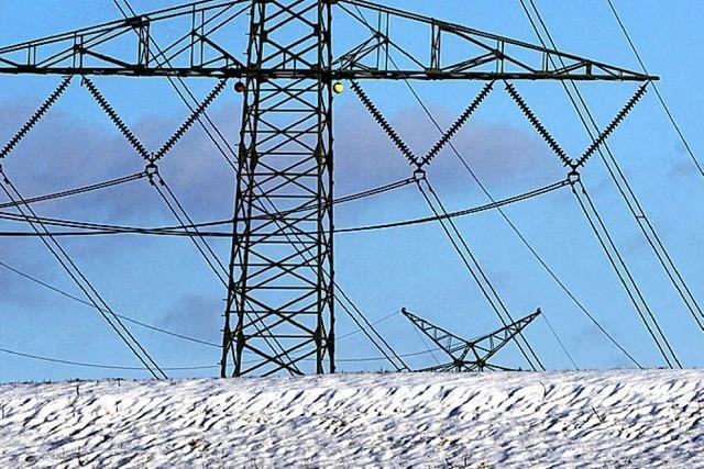 Schnee sorgt in St. Märgen für Stromausfall