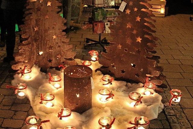 Glanzlicht in der Weihnachtszeit