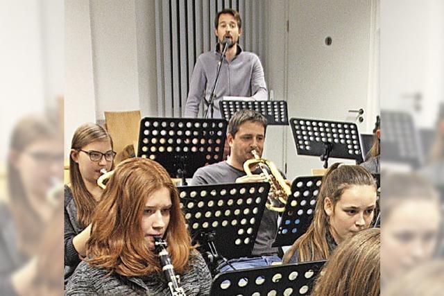 Musikverein Öflingen bringt seine Stimmen ein