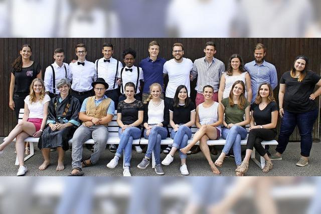 Neues Musicalprojekt feiert Premiere