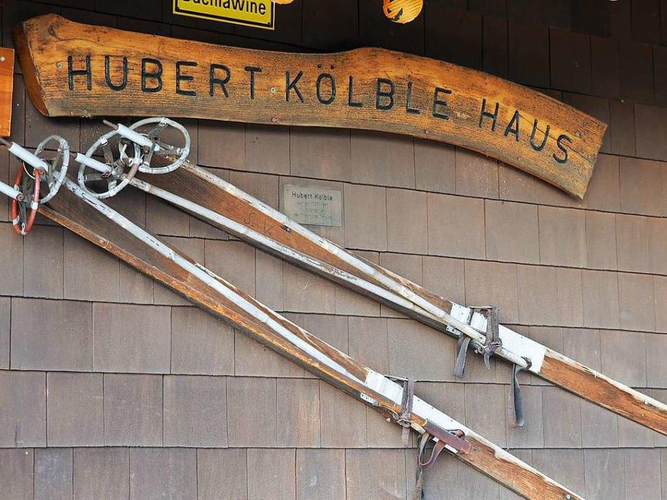 Hubert Kölble war Vorsitzender der Ortsgruppe Freiburg des Schwarzwaldvereins.    Foto: Susanne Gilg