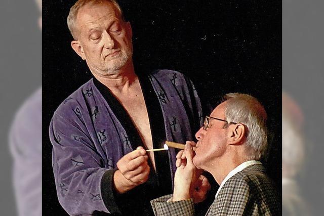 Theater auf Kaisers Bühne