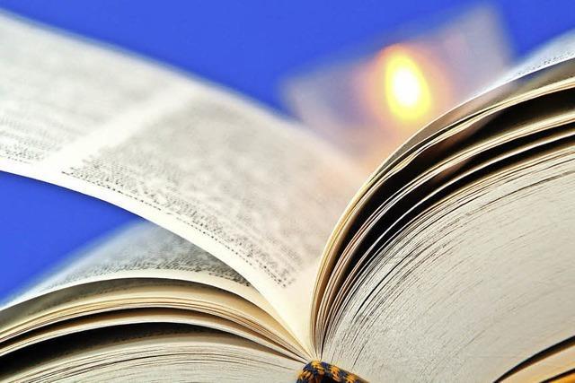 Zum siebten Mal wird's literarisch