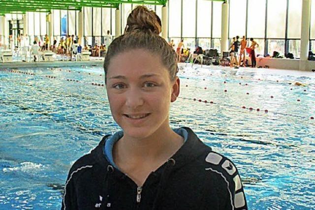 Carolin Thoma in Top-Form