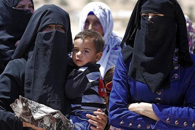 Bei den Beduinen in der Negev-Wüste ist die Vielehe verbreitet