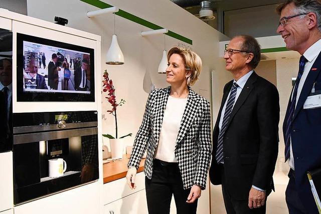 Handwerk und Politik ringen um Zugang zu Schweizer Markt