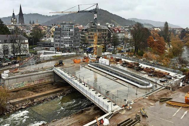 Kronenbrücke wird am Nikolaustag wieder geöffnet
