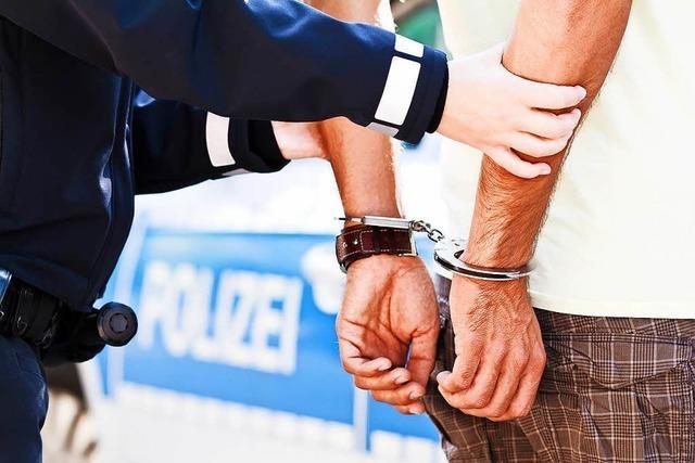 Polizeierfolg bei Aufbruchserie in Grenzach-Wyhlen